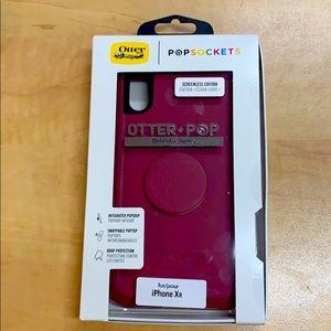 NIB Otter+Pop iPhone XR Case 📱💞